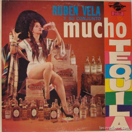 Rubén Vela-Mucho tequila