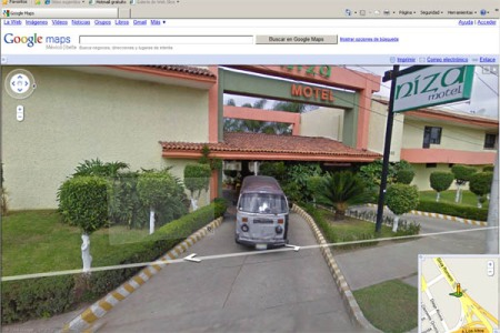 Google Motel