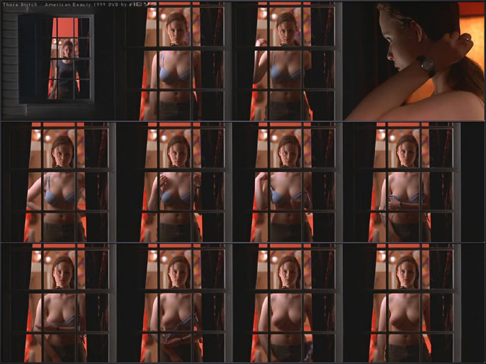 american beauty nudity scenes