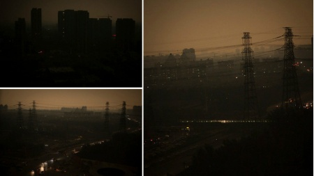 beijing smog 1